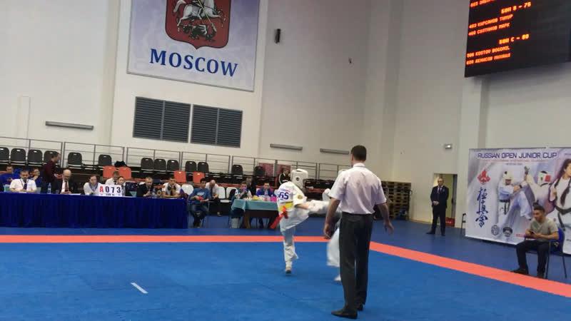 Russian Open Junior Cup 2019