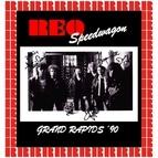 REO Speedwagon альбом Club Eastbrook, Grand Rapids, Michigan, November 23rd, 1990