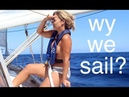 Ep. 23 Corsica, one month in 15 minutes! - Sailing Mediterranean - Navegar a Vela