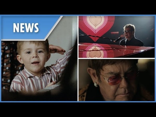 John Lewis Christmas advert 2018 featuring Sir Elton John