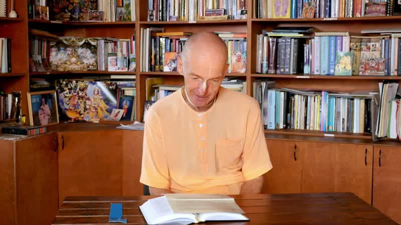 Кришнананды Прабху Ответы на отзывы Вторая часть восьмого семинара Варнашрама практическая сторона жизни вайшнава