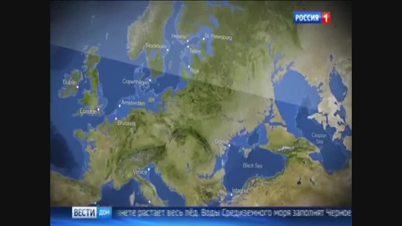 Глобальное потепление: часть Ростовской области может уйти под воду