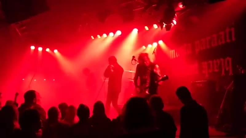 32) Musta Paraati Finland, Klubi, Tampere 18.01.2019 @beardedmanwithdogs