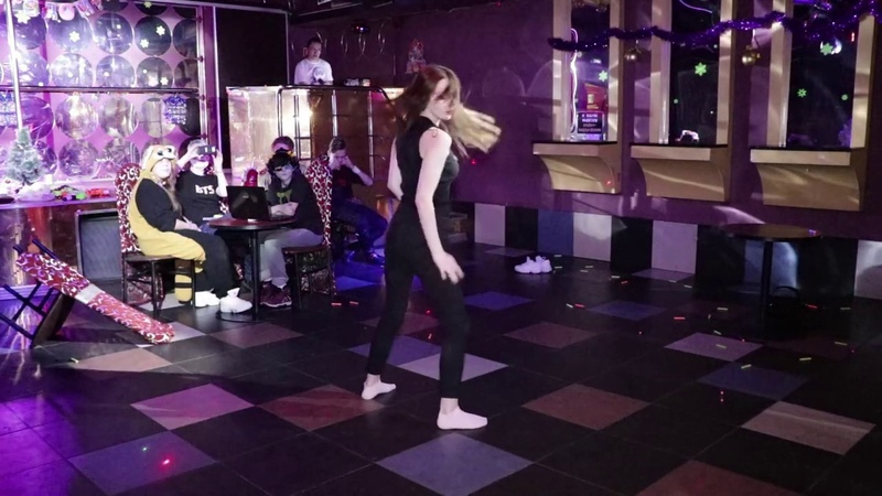 DCT Virus : Maria s solo dance Ddu du ddu du dance cover Blackpink