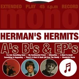 Herman's Hermits альбом A's, B's & EP's