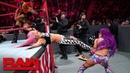 SB_Group  Sasha Banks, Bayley Ember Moon vs. The Riott Squad: Raw, Dec. 31, 2018