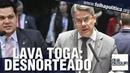 Senador Delegado Alessandro deixa Alcolumbre desnorteado após arquivamento da CPI 'Lava Toga' STF