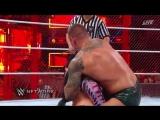 WWE Hell in a Cell Randy Orton vs. Jeff Hardy