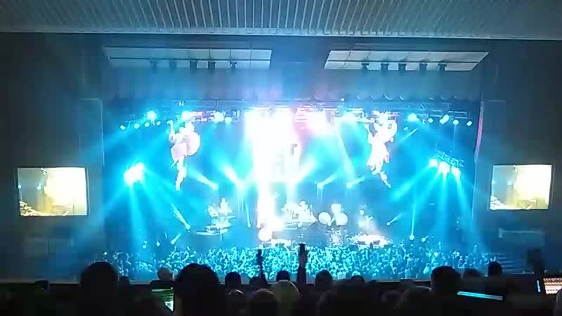 На концерте (Левитация 07.11.2018)