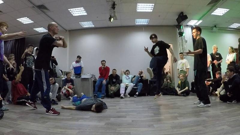 Нафаня х Nastytrick vs Женчек х Грязный