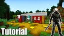 Minecraft: How To Make Jason Voorhees Cabin Friday the 13th