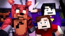 The Foxy Song | Minecraft FNAF Animation Music Video (Song by Groundbreaking)