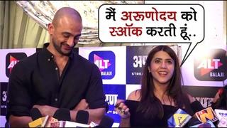 "Arunoday Singh in ALT Balaji's First Suspense Thriller ""Apharan""  Mahi Gill   Nidhi Singh"