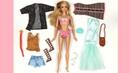 НОВОЕ ПЛАТЬЕ ДЛЯ БАРБИ Мультик для девочек Игрушки Куклы Одежда Ай куклативи Школа