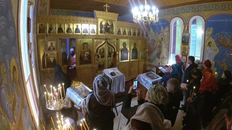 Грузинская Литургия на Святой Земле | Georgian liturgian to the holy land