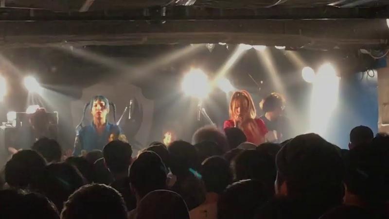 2019.01.13 誰かの庭 おやすみホログラム(BrewDog PUNK FES 2019)