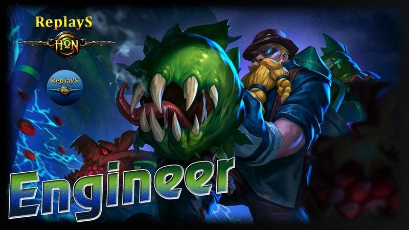 HoN - Engineer - 🇻🇳 VelvetCrowe Diamond I