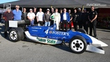RACER 1990 March Porsche Indy Car Shakedown with Pat Long