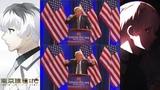 Donald Trump sings Asphyxia (Tokyo Ghoul re opening)