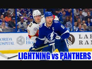 Dave Mishkin calls all 7 Lightning goals from win over Panthers