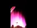 шоу поющих фонтанов в Олимпийском парке
