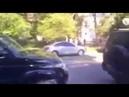 Взрыв в Керчи. Виде. БТР на месте теракта в колледже