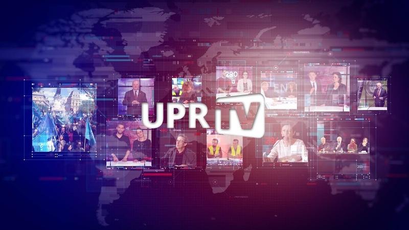 Brexit : Le point à 50 jours de l'échéance ! Allocution de François Asselineau - UPR TV