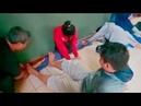 Volcanoforces Splits Session Taekwondo Training