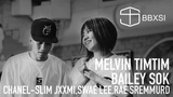 Melvin Timtim & Bailey Sok   Chanel - Slim Jxmmi, Swae Lee, Rae Sremmurd   BB x SI Dance Camp 2018