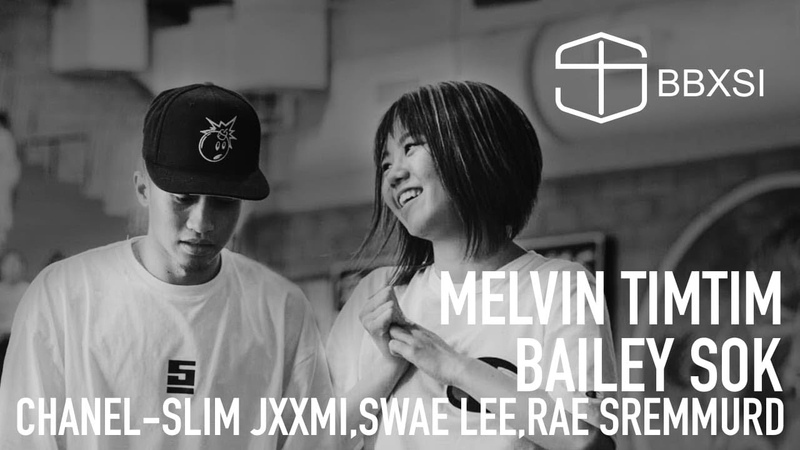 Melvin Timtim Bailey Sok Chanel Slim Jxmmi Swae Lee Rae Sremmurd BB x SI Dance Camp 2018