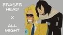 EraserMight My Hero Academia Comic Dub