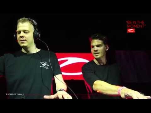 Ruben De Ronde B2B with Rodg @A State Of Trance Gliwice Poland 2018