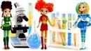 Сказочный Патруль и опыты для детей! Куклы в видео сборнике.