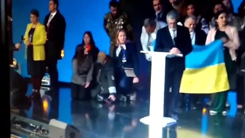 Зеленский поставил Украину на колени