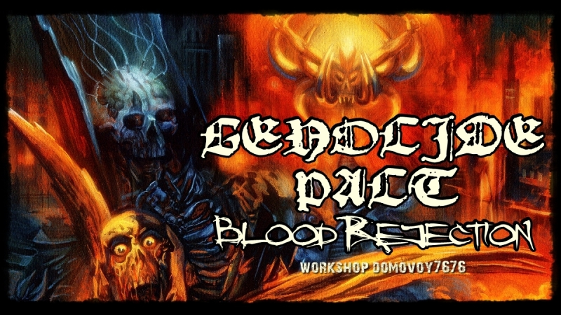 GENOCIDE PACT Blood Rejection Official Video 2018