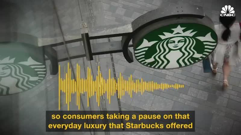 [CNBC] How Starbucks Became An $80B Business
