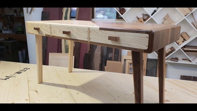 [도브테일 주먹장을 이용한 짜맞춤 테이블] wood ro leehyun! DIY 목공방/목공기계