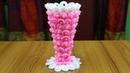 DIY Innovative Ideas Of Flower Vase How to make flower vase - Craft ideas - Best out of waste