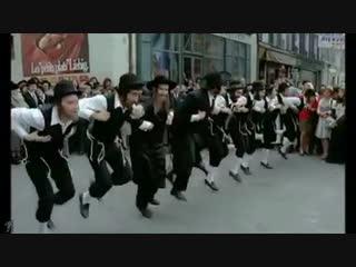 Хасидский танец
