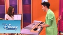 Vilu y Federico cantan ¨En mi Mundo¨ Momento Musical Violetta