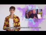 18+: Руби Роуз рассказывает о свих квир-кумирах / Ruby Rose Shares Her Queer Icons