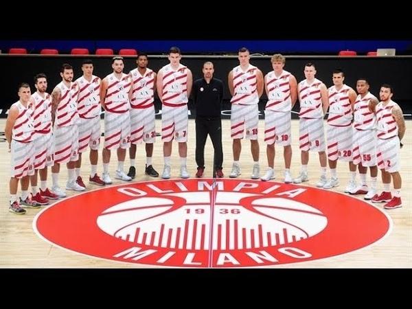 Team Profile: AX Armani Exchange Olimpia Milan