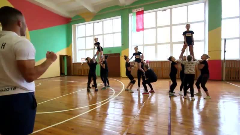 Мастер класс А Шмаровского тренер Dartly в г. Мозыре