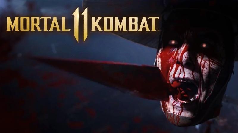 Mortal Kombat 11 World Premiere Trailer The Game Awards 2018