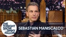 Sebastian Maniscalco Shows His Unseen Stand-Up Bomb on The Tonight Show