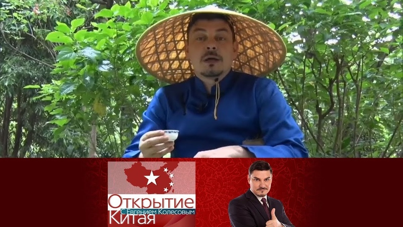 Китайский чай. Открытие Китая. Выпуск от 05.06.2016