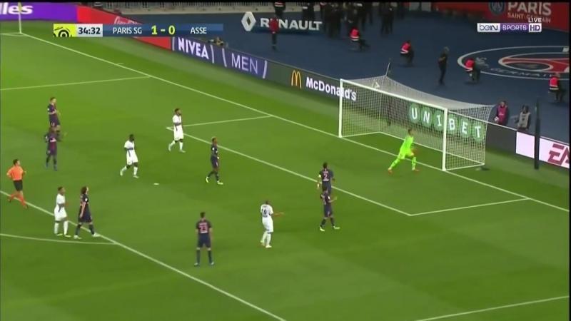 PSG vs Saint-Étienne 4-0 Highlights _HD