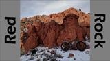 Fat Bike DH Mountain Biking Red Rock Canyon (Aurora, Utah)