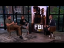 Missy Peregrym Zeeko Zaki Chat About Their Roles In CBS FBI