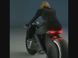 Мото концепт от BMW